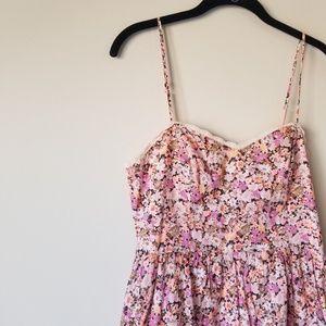 Moda Int'l   Pink Floral Sundress   10